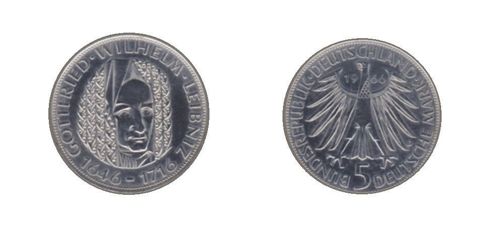 Kennziffern Einer Münze Nominal Prägestätte Jahreszahl Motiv Usw
