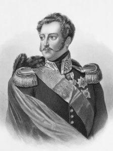 Nikolaus I Platinrubel Platinmünzen