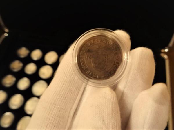 Richtiger Umgang mit wertvollen Sammlermünzen