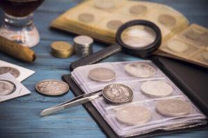 Sammelgebiete Kriterien Münzen
