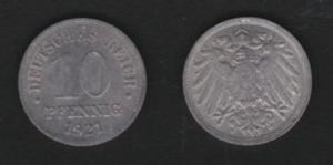 Zinkmünzen reinigen, pflegen, aufbewahren