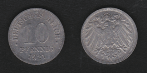 Zinkmünzen Reinigung Pflege Aufbewahrung Sammelfreude