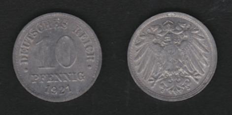 Zinkmünzen