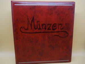 01 Münzalbum - Muenzalbum - Münzen aufbewahren(1)