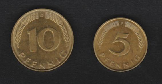Eisenmünzen