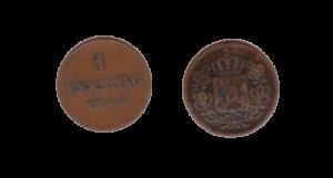 Kupfermünzen Pfennige und Heller