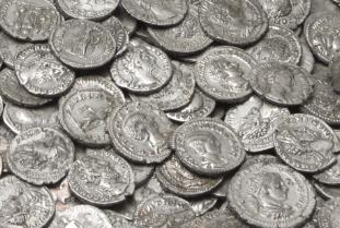 Römische Münzen Reinigen Wwwwertvolle Muenzen Sammelnde