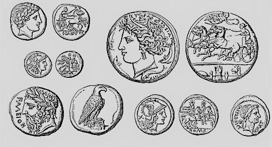 Was-ist-ein-Numismatiker-Münzen-historische-Artefakte-