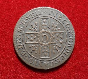 1 Batzen 1826 Schweiz Kanton Bern