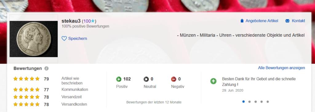 Münzhändler-ebay
