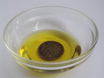 Mit Olivenöl reinigen