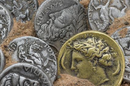 Vorteile Münzen sammeln